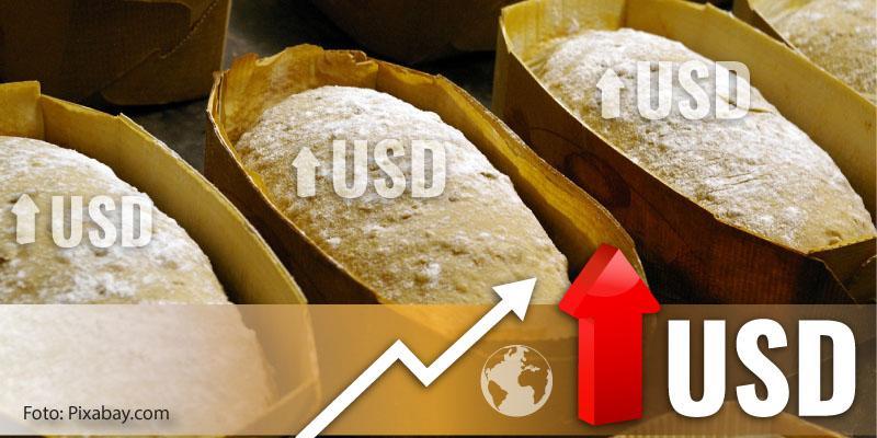 ¿Cómo afecta la subida del dólar al sector panadero?