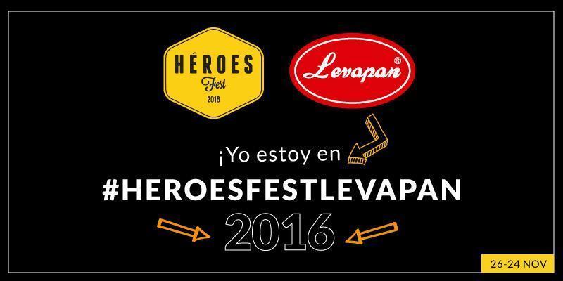 Héroes Fest: ¡el festival de la innovación!