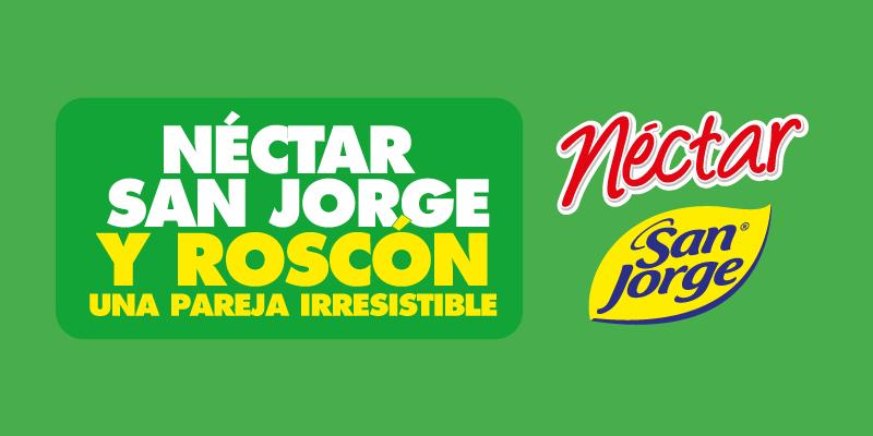 Promo Nectar San Jorge® y roscon