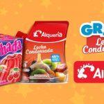 Términos y condiciones gelatina Gel'hada® gratis leche condensada Alquería