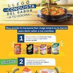 CARAVANA SALSAS SAN JORGE: Llegó la conquista del sabor a tu cocina.
