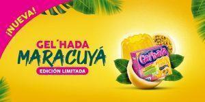 Nueva Gel'hada de Maracuya