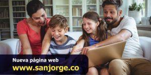 sitio web SanJorge